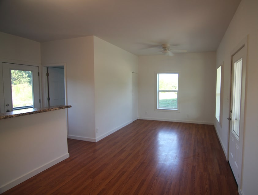 Eddie's living room