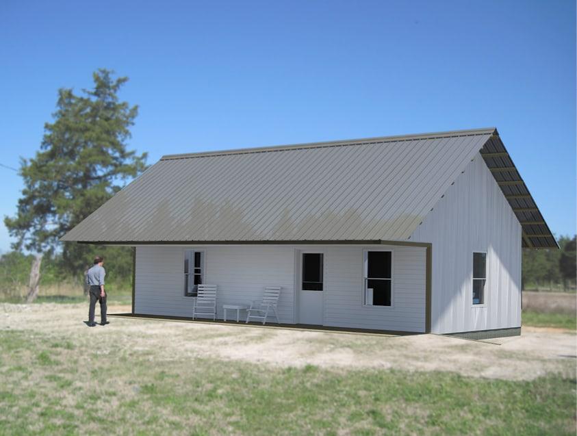 Eddie's house rendering
