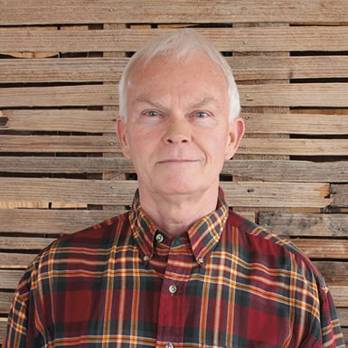 Dick Hudgens Portrait