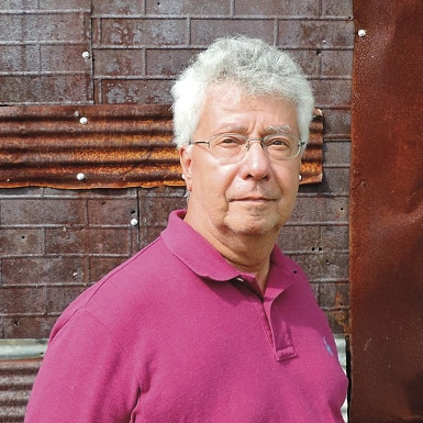 Joe Farruggia Portrait