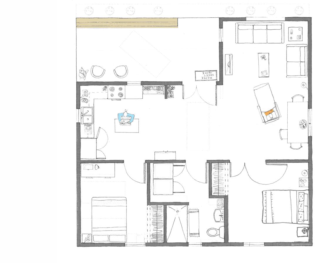 Anna's home plan