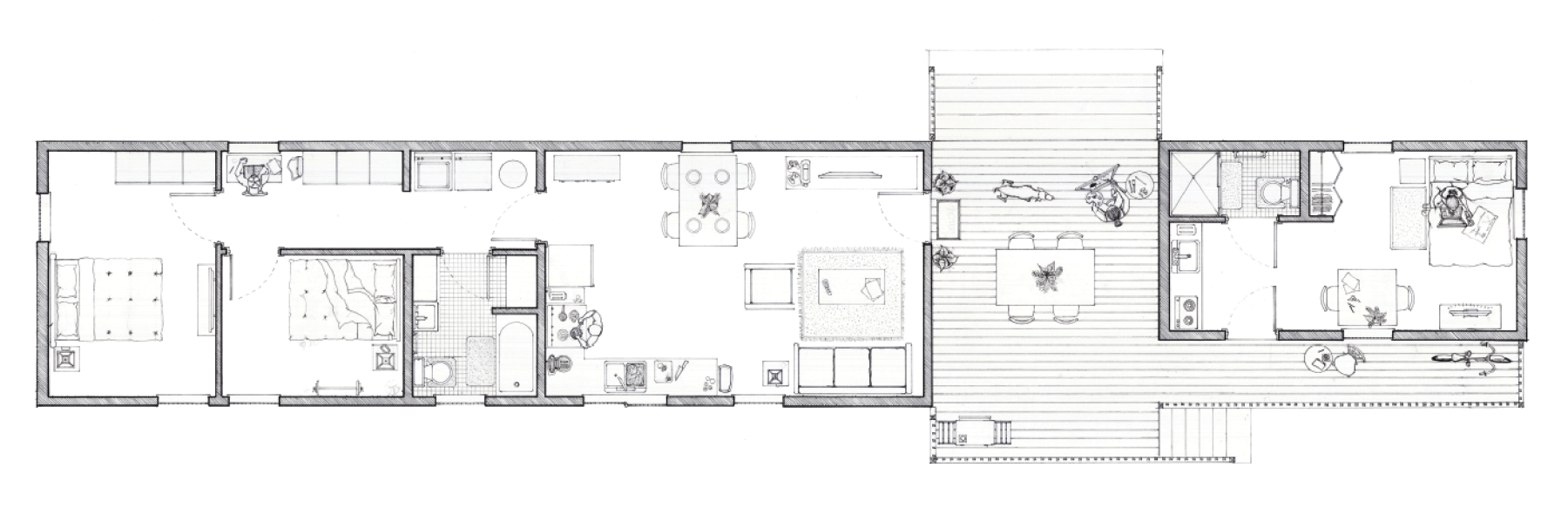 Floorplan of Income Home