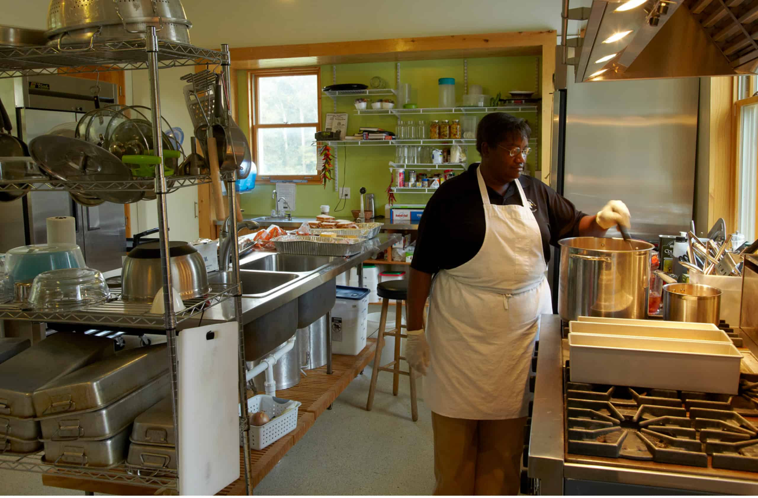 featured image of Morrisette House Kitchen