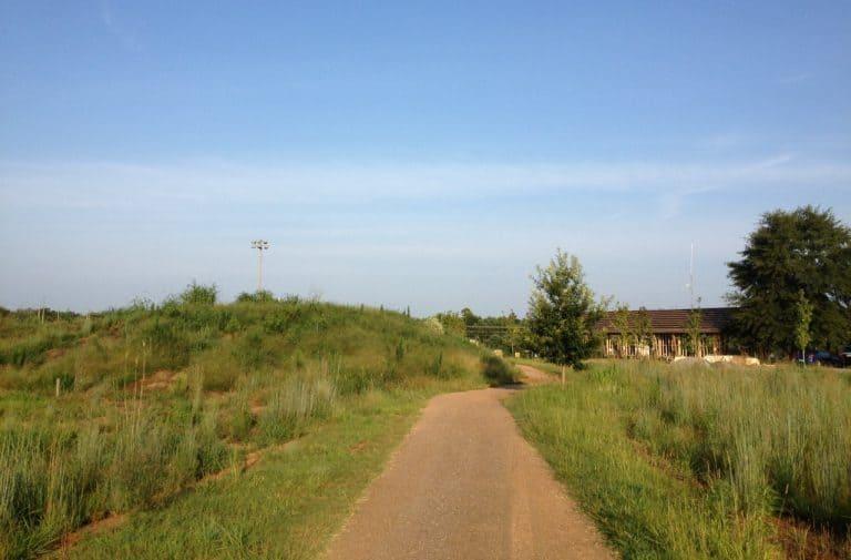 Trail at Lions Park