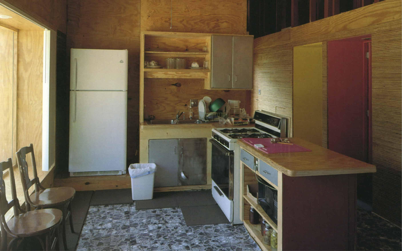 kitchen of Carpet House
