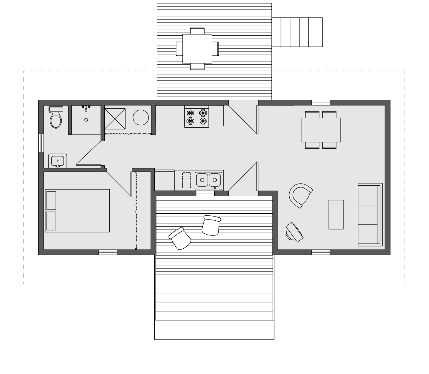 floor plan computer rendering