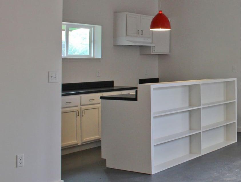 Michele's kitchen
