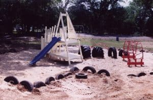 featured image of Newbern playground