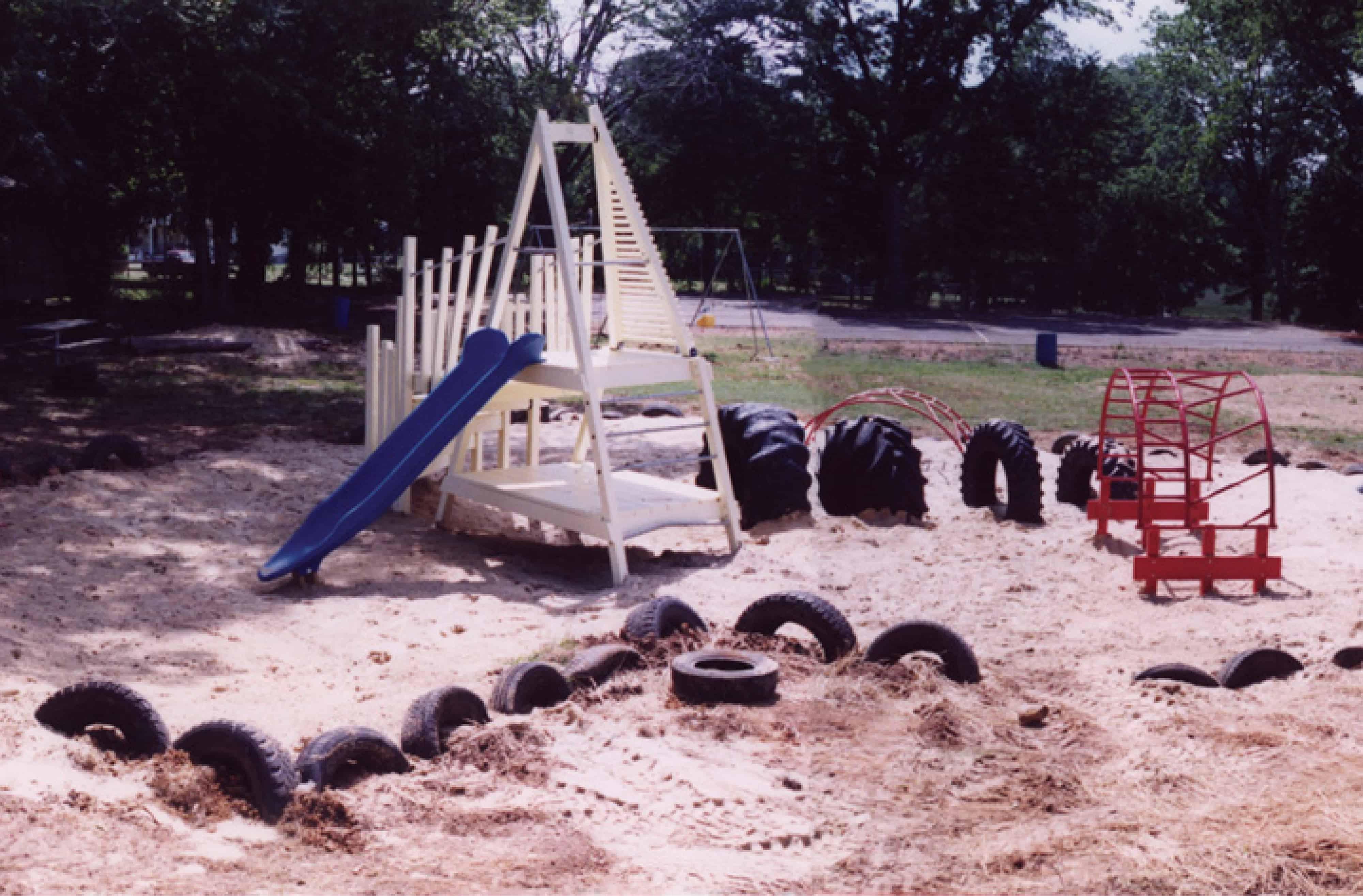 featured image of Newbern playground