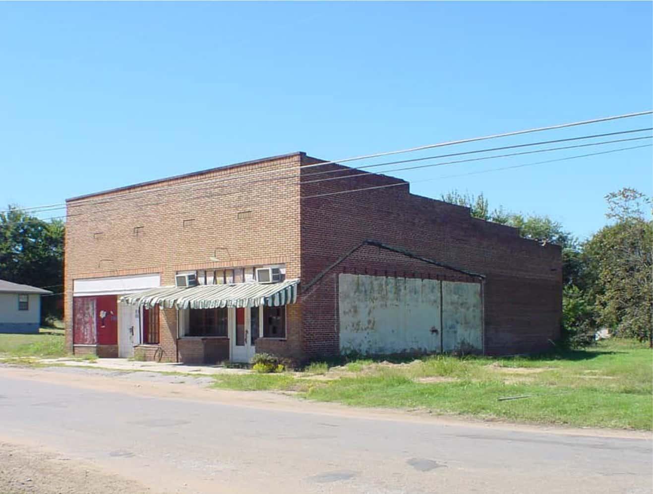pre-construction exterior