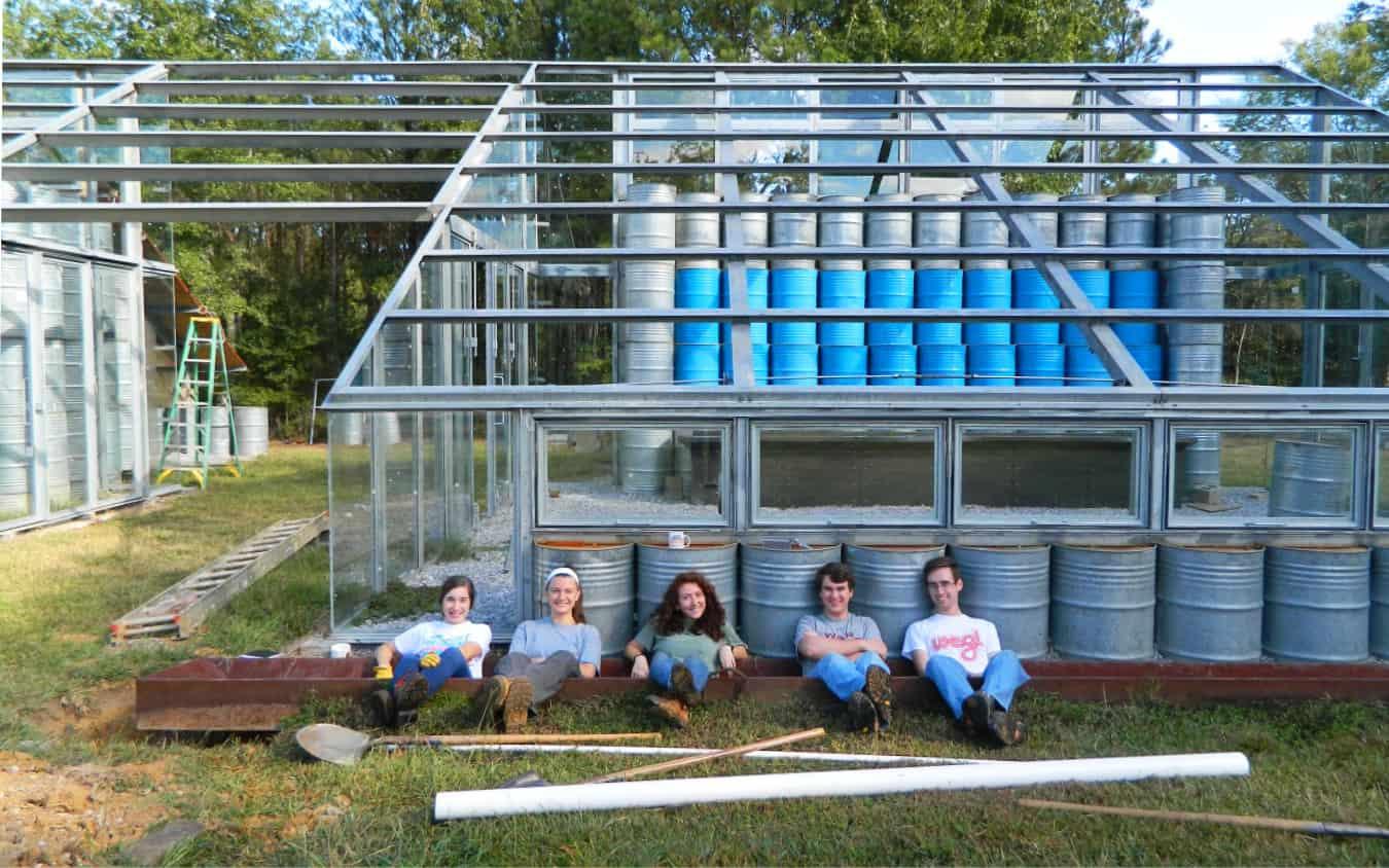 solar building team