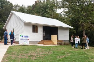 Habitat House 68 exterior