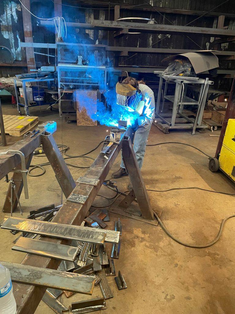 Livia welding