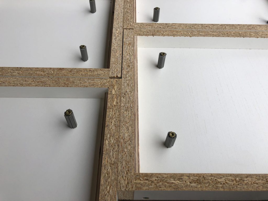 concrete mold detail