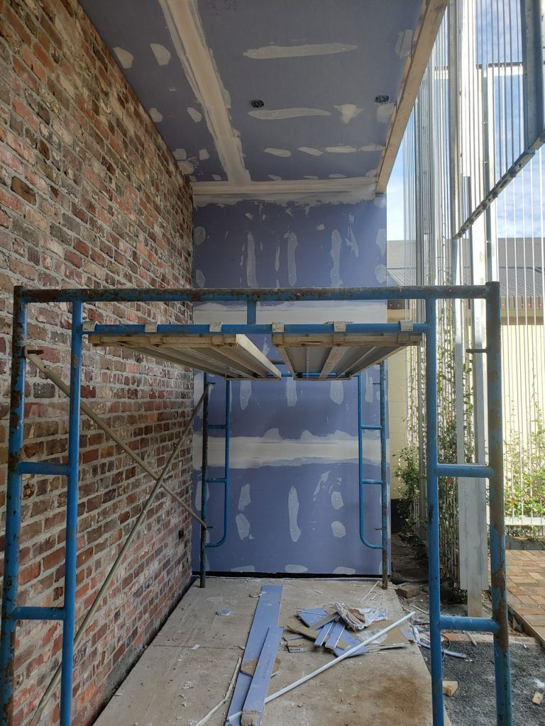 image of drywall