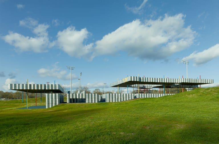 featured image of Lions Park Playscape